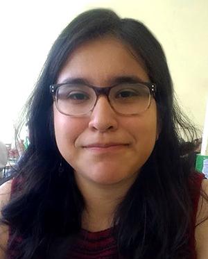 Daniela León Gutiérrez. Ganadora del Premio Hercritia. TFG