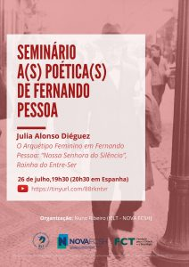 Julia Alonso Diéguez - Seminario Pessoa